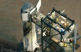 Цена единственного туристического билета в космос достигла $2,4 млн – Blue Origin