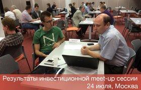 Летняя встреча наукоемких проектов с инвесторами