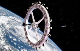 На орбите Земли построят космический отель Voyager Station