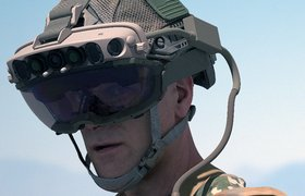 Контракт на $22 млрд: Microsoft сделает 120 тысяч шлемов дополненной реальности для армии США