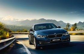Сервис каршеринга Anytime предложил клиентам 500 BMW третьей серии без брендирования
