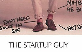 Banana Republic представила образ Startup Guy