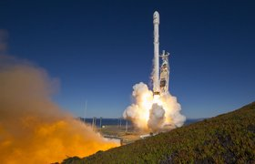 SpaceX Илона Маска рассказала о взрыве на ракете Falcon 9
