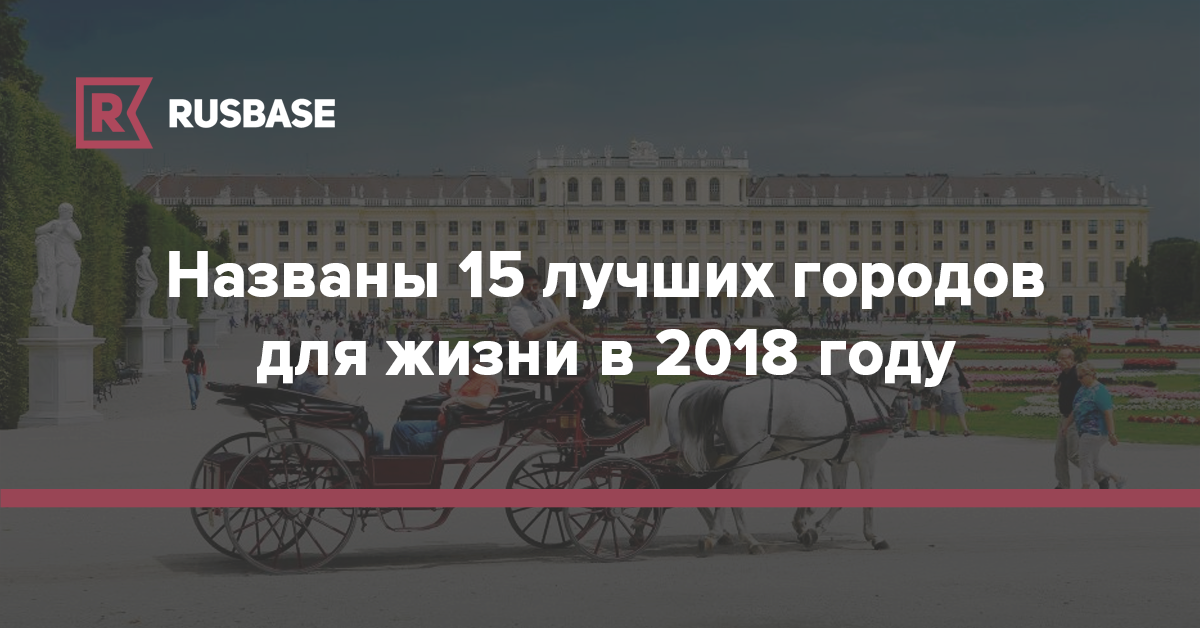 Рейтинг городов России по уровню жизни на 2019 год