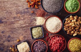 Растительное мясо, паста из насекомых  и суперфуды: как выглядит еда будущего