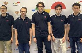 Школьники из России завоевали все золотые медали на Международной олимпиаде по физике