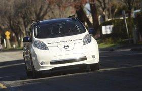 Nissan начнет тестирование беспилотных автомобилей в Лондоне
