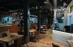 Zemskiy Group потратит 1 млрд рублей на запуск новых фуд-холлов Eat Market в Москве