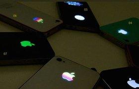 Утечка: яблоко на iPhone 6 будет светиться