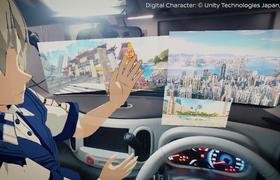 В автомобилях будущего с вами будут ездить проекции ваших друзей