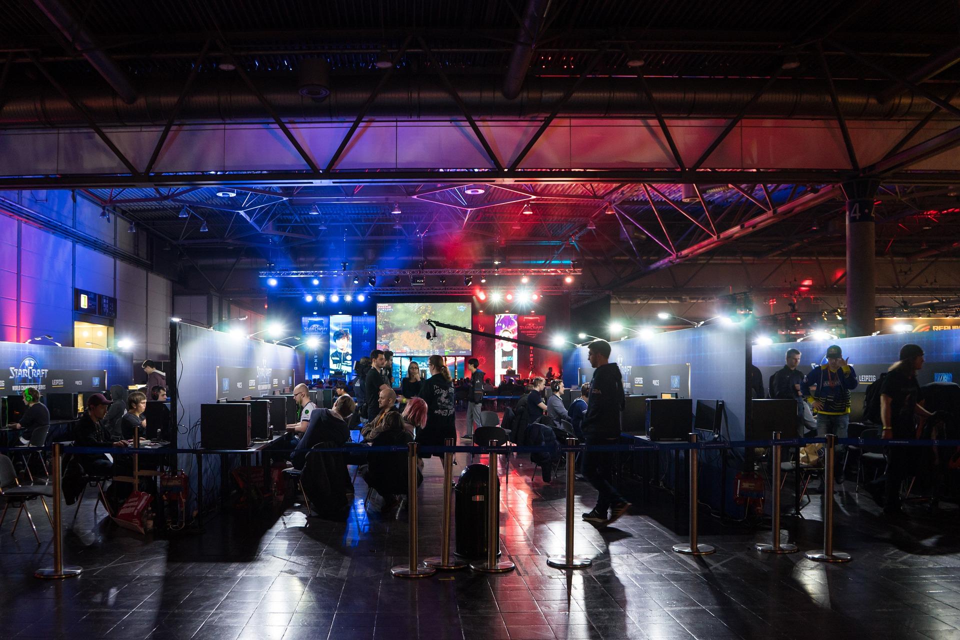 Аудитория киберспортивных соревнований в России