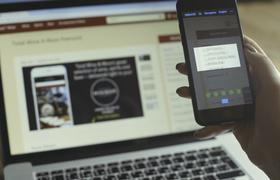ABBYY научила смартфоны распознавать текст с предметов в реальном времени