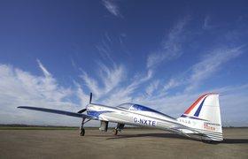 Электросамолет Rolls-Royce совершил первый полет в Великобритании