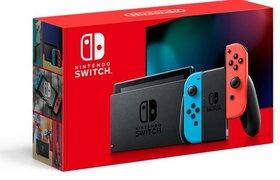 Nintendo показала обновленную консоль Switch с улучшенной батареей