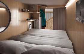 Полюбившиеся миллениалам «капсульные отели» могут быть и вот такими