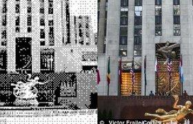 Спустя 14 лет были обнаружены фотографии Нью-Йорка, сделанные на камеру Game Boy