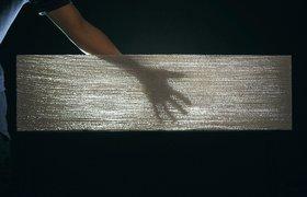 Как выглядит прозрачный бетон, разработанный российским стартапом