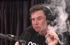 The Washington Post: NASA проверит Boeing и SpaceX из-за курения марихуаны Илоном Маском