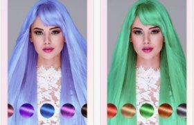 Google купила белорусского разработчика приложения для окраски волос AIMatter