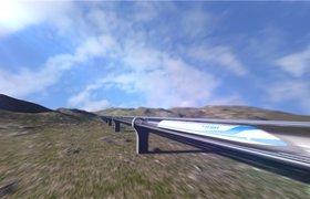 Китайская госкомпания начала работу над собственным Hyperloop