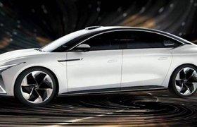 Alibaba выпустит первый электромобиль под брендом IM