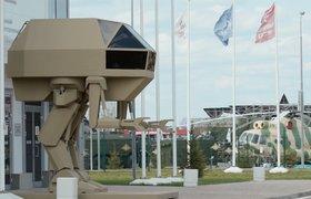 «Калашников» показал концепт пилотируемого человекоподобного робота