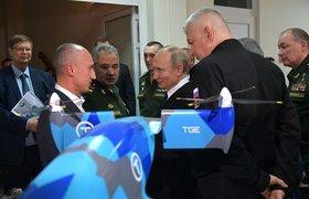 Бизнесмен Рашкин, показавший Путину инновационный конвертоплан, создал стартап с Тимати