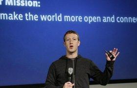 Facebook продолжает «гонку подключений»