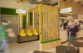«Яндекс.Еда» начала открывать зоны отдыха для курьеров