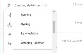 В Google Maps добавили режим охоты на покемонов