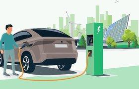 Стартап-разработчик инновационного модуля зарядки электрокаров получит финансирование «Газпрома»