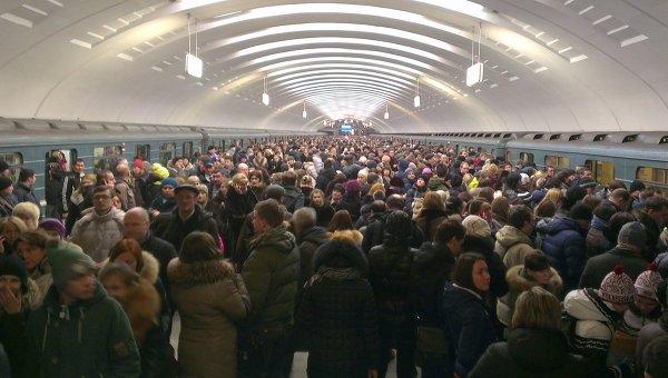 Властям Москвы предложили распознавать людей в метро для быстрой оплаты проезда