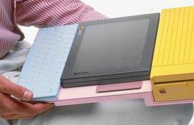 Потерянное будущее Apple: прототипы яблочных устройств из 80-х