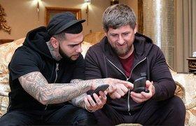 Кадыров и Тимати выбирают YotaPhone