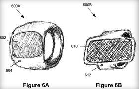 Apple оформила патент на умное кольцо
