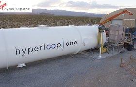 Ричард Брэнсон вместе с дубайской DP World будет доставлять грузы посредством Hyperloop