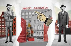 Amstel обновил дизайн к 150-летию бренда