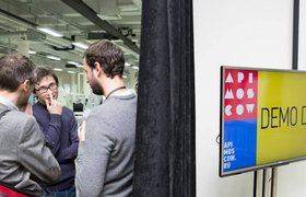 API Moscow представил свои проекты