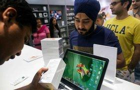 Apple в течение двух месяцев запустит производство iPhone в Индии