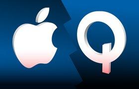 Qualcomm требует запрета продаж iPhone и iPad из-за нарушения патентных прав