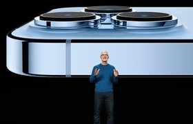 Apple представила iPhone 13 и Watch Series 7