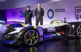 Представлен первый прототип беспилотного авто для гонок Robocar от дизайнера «Трона»