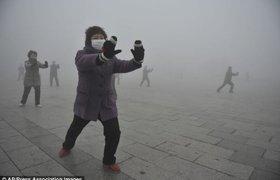 В Китае дроны будут бороться с загрязнителями природы