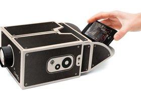 Преврати смартфон в проектор за 16 евро
