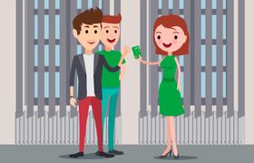 Игра: представьте себя в роли бухгалтера, руководителя бизнеса или сотрудника