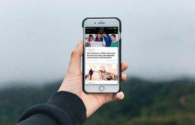 Встречайте новое мобильное приложение Rusbase