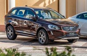 Volvo запустит первый в России сервис долгосрочной аренды автомобилей
