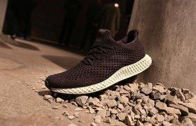 Adidas запускает массовую 3D-печать кроссовок