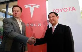 Toyota разорвала сотрудничество с Tesla и начала самостоятельную разработку электрокаров