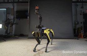 Робот Boston Dynamics теперь умеет танцевать